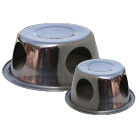 Stainless Steel Enrichment Haus – Rats 150mm Diam