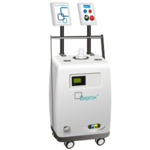 Deprox HPV Decontamination Robot. Complete with decon kit and ready for plug and play use.