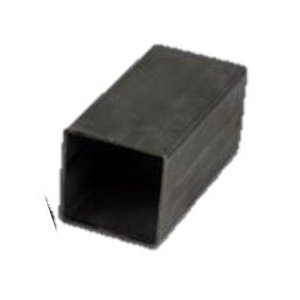 Square S/Steel Enrichment Tunnel Lrg – 100 x 100 x 300Lmm
