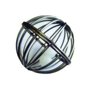Boing Ball S/Steel Enrichment Ball With Autoclavable Balls Inside